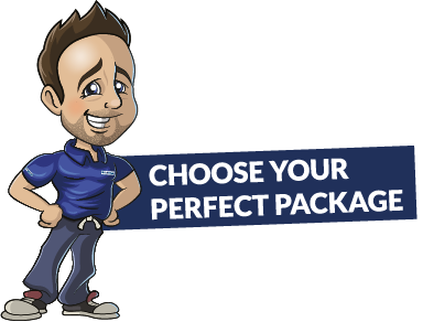 Choose your perfect package